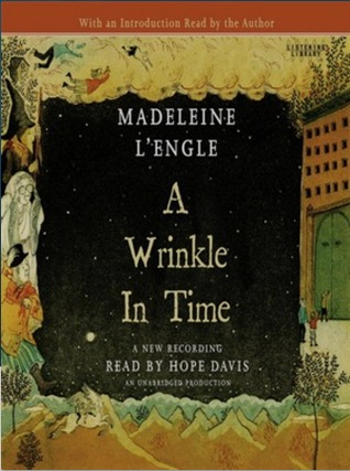 Audio: A Wrinkle in Time by Madeline L'Engle @LLAudiobooks @BerlsS #FriendsOnFriday