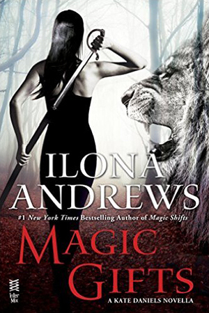 Amazon digital copy of Magic Gifts by Ilona Andrews