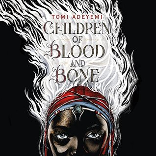 Audio: Children of Blood and Bone by Tomi Adeyemi @tomi_adeyemi  @TheRealBahniT @MacmillanAudio