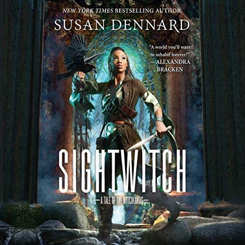 Audio: Sightwitch by Susan Dennard @stdennard @torteen @LLAudiobooks @PRHAudio