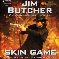 Audio:  Skin Game by Jim Butcher @longshotauthor @JamesMarstersOf @jimbutchernews @PRHAudio @AceRocBooks #JIAM #LOVEAUDIOBOOKS @Audiobook_Comm