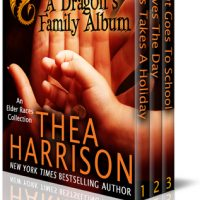 A Dragon's Family Album by Thea Harrison @TheaHarrison ‏ #ThriftyThursday