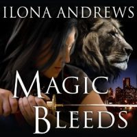 Read-along & Giveaway: Magic Bleeds by Ilona Andrews @ilona_andrews ‏@GordonSm3 @reneeraudman ‏ @AceRocBooks @TantorAudio @BerkleyPub #Read-along
