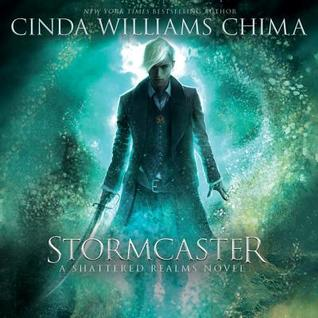 Audio: Stormcaster by Cinda Williams Chima @cindachima  @KimMaiGuest ‏@HarperAudio ‏