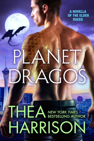 Planet Dragos by Thea Harrison