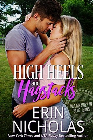 High Heels and Haystacks by Erin Nicholas @ErinNicholas ‏ @RockStarPRLC