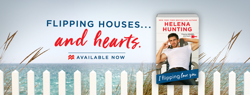 Blog Tour: I Flipping Love You by Helena Hunting