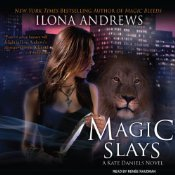 Read-along & Giveaway: Magic Slays by Ilona Andrews @ilona_andrews ‏@GordonSm3 @reneeraudman @TantorAudio ‏@AceRocBooks @angels_gp @BerkleyPub #Read-along #Giveaway
