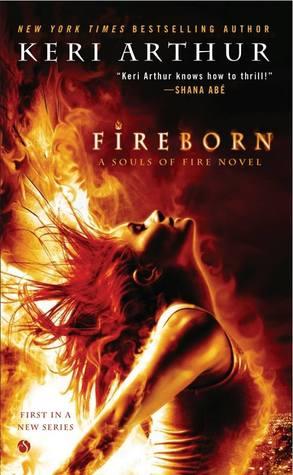 ICYMI: Fireborn by Keri Arthur @kezarthur @SignetEclipse @BerkleyPub   @JulieYMandKAC