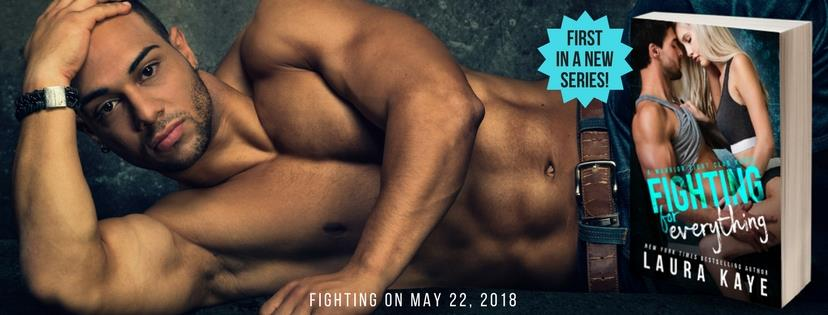 Fighting for Everything with Laura Kaye