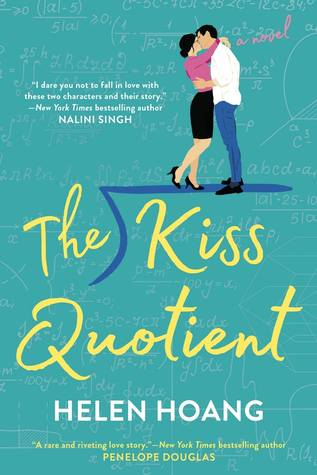 The Kiss Quotient by Helen Hoang @helenhoangt  @BerkleyRomance  @BerkleyPub