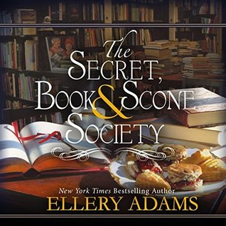 Audio: The Secret, Book & Scone Society by Ellery Adams @ElleryAdams @CrisDukehart ‏‏@Dreamscapeaudio  @OverDriveLibs