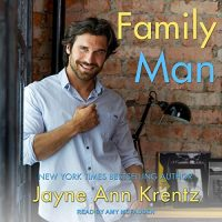Audio: Family Man by Jayne Ann Krentz @JayneAnnKrentz ‏@TantorAudio