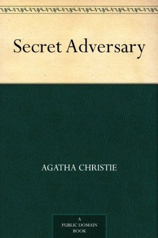 Thrifty Thursday COYER Mini-Challenge Edition: A Secret Adversary by Agatha Christie #ThriftyThursday #COYER @coyerchallenge @BerlsS @Limabean74