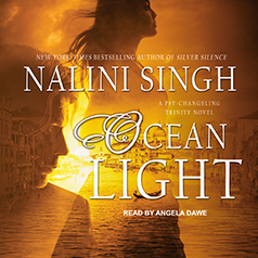 Audio:  Ocean Light by Nalini Singh @NaliniSingh ‏‏@TantorAudio  #JIAM #LOVEAUDIOBOOKS @AUDIOBOOK_COMM