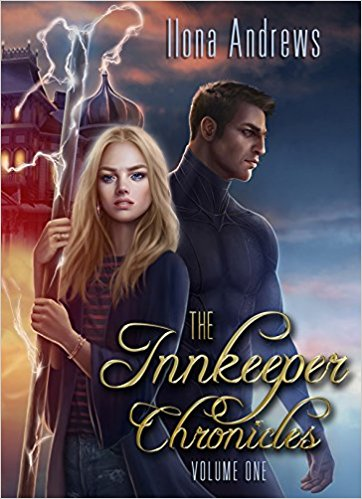 Digital copy of first 3 Innkeeper books by Ilona Andrews