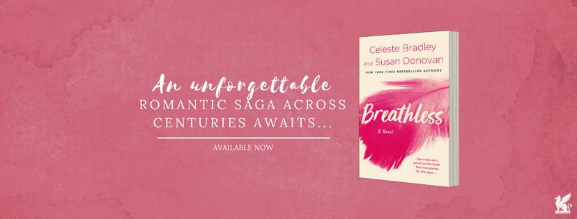 Breathless by Celeste Bradley, Susan Donovan