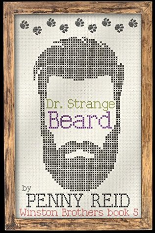 Dr. Strange Beard by Penny Reid @ReidRomance @jennw23 