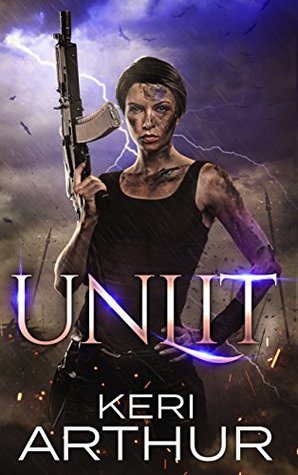 Unlit by Keri Arthur