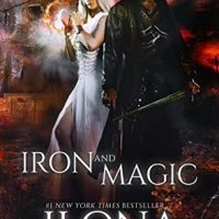 Iron and Magic by Ilona Andrews @ilona_andrews @GordonSm3 @nyliterary