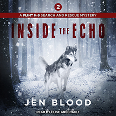 Audio:  Inside the Echo by Jen Blood @JenBlood ‏ #EliseArsenault @TantorAudio