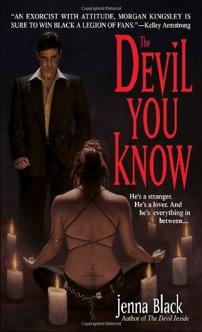 The Devil You Know by Jenna Black @jennablack