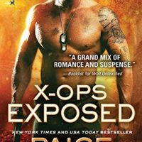 X-Ops Exposed by Paige Tyler @PaigeTyler @SourcebooksCasa