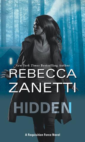 Hidden by Rebecca Zanetti @RebeccaZanetti @KensingtonBooks