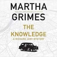 Audio: The Knowledge by Martha Grimes @SteveWestActor ‏@SimonAudio