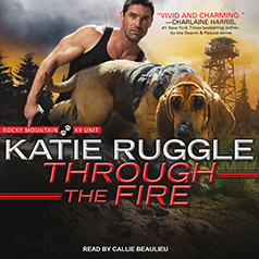 Audio: Through the Fire by Katie Ruggle @KatieRuggle @TantorAudio ‏@SourcebooksCasa