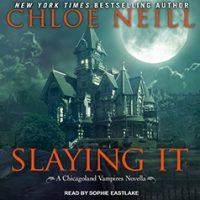 Audio: Slaying It by Chloe Neill @chloeneill @sereads  @TantorAudio