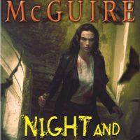 Night and Silence by Seanan McGuire @seananmcguire @dawbooks
