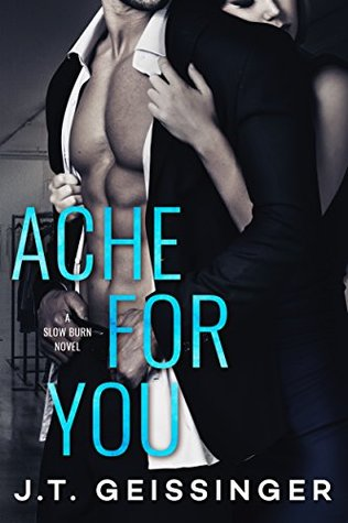 Ache For You by J.T. Geissinger @JTGeissinger @AmazonPub ‏#MontlakeRomance