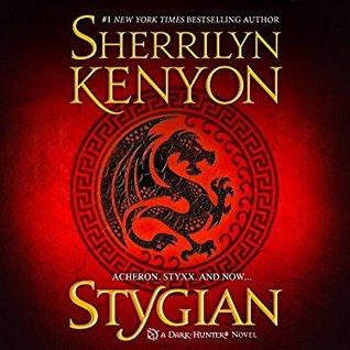 Audio: Stygian by Sherrilyn Kenyon @kenyonsherrilyn #HolterGraham #BrillianceAudio