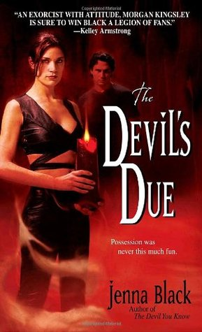 The Devil's Due by Jenna Black @jennablack