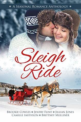 Thrifty Thursday:  Sleigh Ride by Brookie Cowles, Camille Smithson, Jentry Flint, Brittney Mulliner, Jillian Jones @brookiecowles @Britt_Mulliner  #CamilleSmithson #JentryFlint # JillianJones  @kimbacaffeinate #HoHoHoRAT #ThriftyThursday
