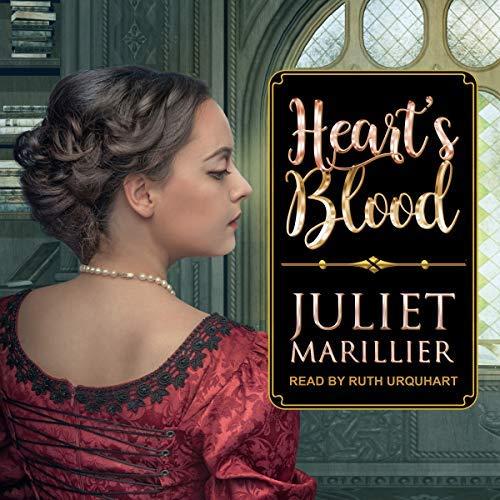 Audio: Heart's Blood by Juliet Marillier #JulietMarillier @TantorAudio @AceRocBooks