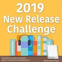 2019 New Release Challenge Results @McLexxie  @BookwormBrandee