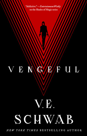 Vengeful by VE Schwab