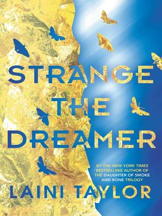 Audio: Strange the Dreamer by Laini Taylor @lainitaylor @SteveWestActor @BlackstoneAudio