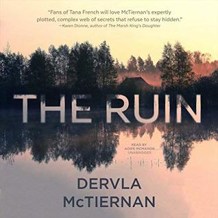 Thrifty Thursday  Audio: The Ruin by Dervla McTiernan @DervlaMcTiernan  #AoifeMcMahon @BlackstoneAudio #ThriftyThursday #LoveAudiobooks