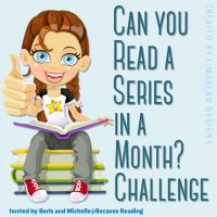 Read A Series in a Month Challenge May 2020 Results @Loreth @MissJulieMcKay #BrillianceAudio @Limabean74 @BerlsS #SeriesinaMonth #LoveAudiobooks