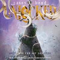 Audio: Unlocked by Casey Bond @AuthorCaseyBond ‏@AmyMelissaSays #RudySanda @TantorAudio