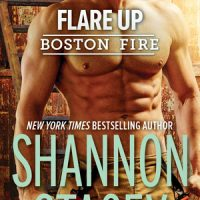 Flare Up by Shannon Stacey   @shannonstacey   @HarlequinBooks @Barclay_PR