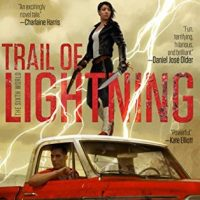 Trail of Lightning by Rebecca Roanhorse @roanhorsebex @SagaSFF ‏#BeatTheBacklist2019