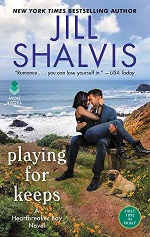 Playing For Keeps by Jill Shalvis @JillShalvis   @avonbooks @PureTextuality