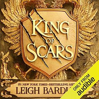 Audio: King of Scars by Leigh Bardugo @Lbardugo @LaurenFortgang @AudibleStudios ‏#LoveAudiobooks