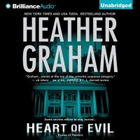 Audio:  Heart of Evil by Heather Graham @heathergraham @luckylukeekul ‏#BrillianceAudio #LoveAudiobooks