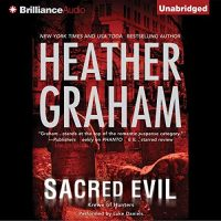 Audio:  Sacred Evil by Heather Graham @heathergraham @luckylukeekul ‏#BrillianceAudio #LoveAudiobooks