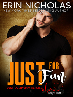Just For Fun by Erin Nicholas